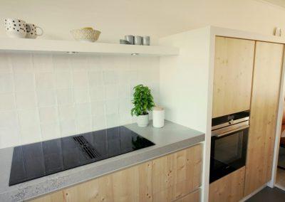 Scandinavische keuken Zwolle